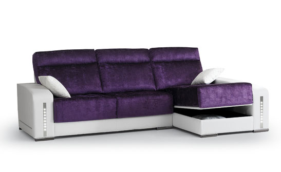 SOFA CHAISELONGUE SICILIA